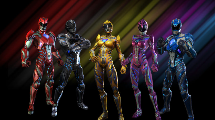 Power Rangers Media Category Wallpapers