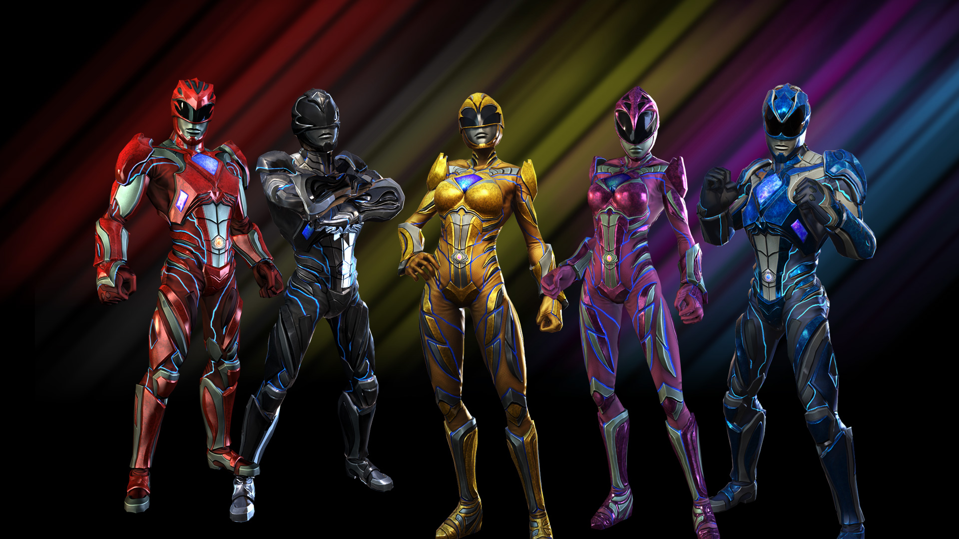 power rangers | media category | wallpapers