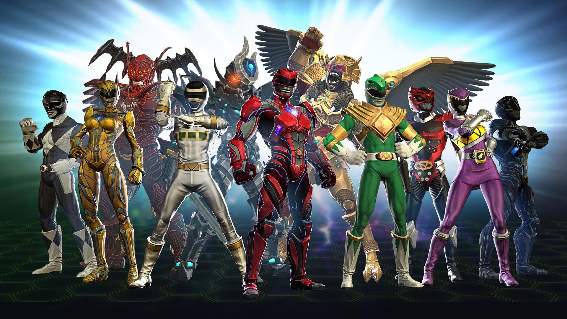 Power Rangers   nWay Streamer Program